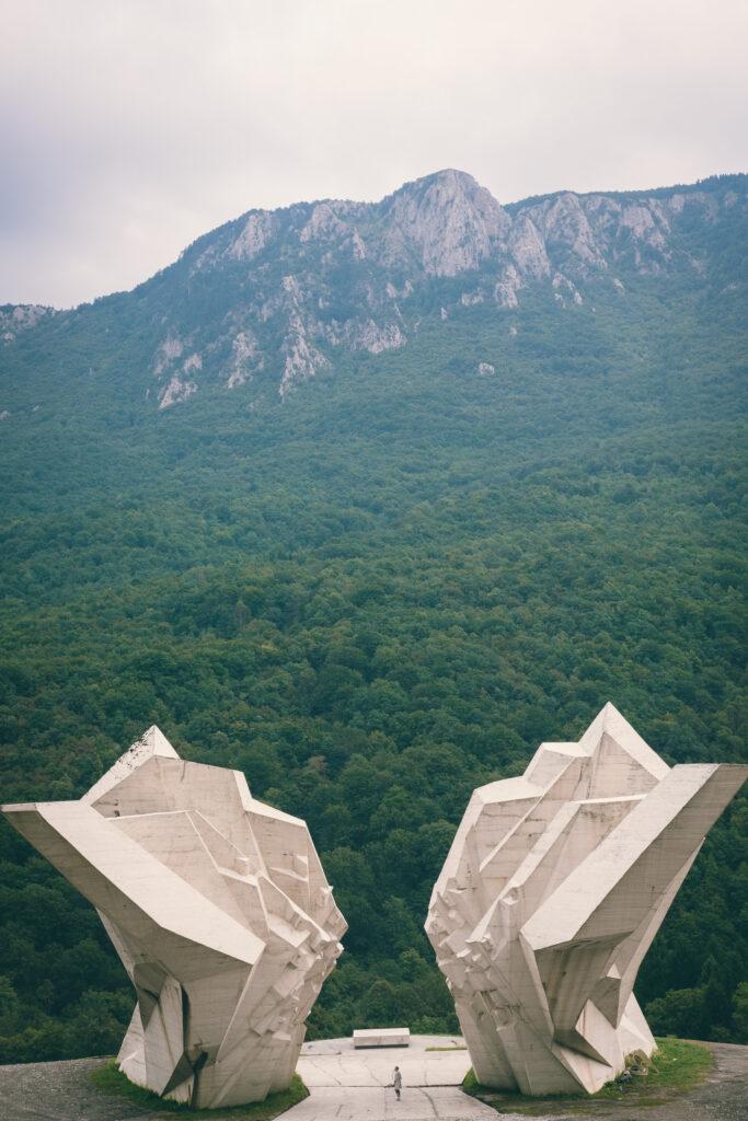 spomenik tjientiste bosnia herzegovina ©Sacha Jennis