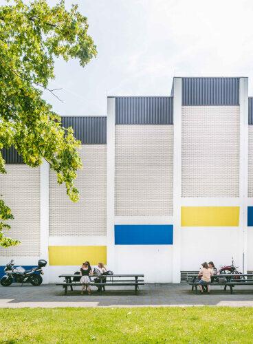 utrecht uni campus architectuur
