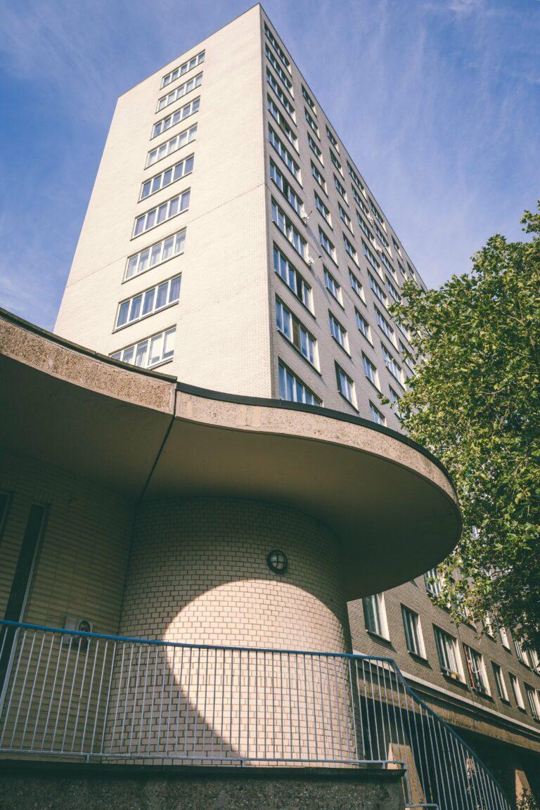 Braemblokken Antwerpen architectuur ©Sacha Jennis